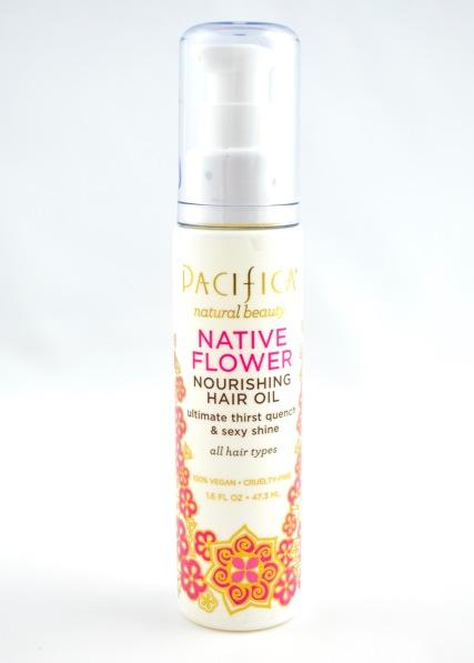 """Alt=""""Pacifica Native Flower Nourishing Hair Oil"""""""