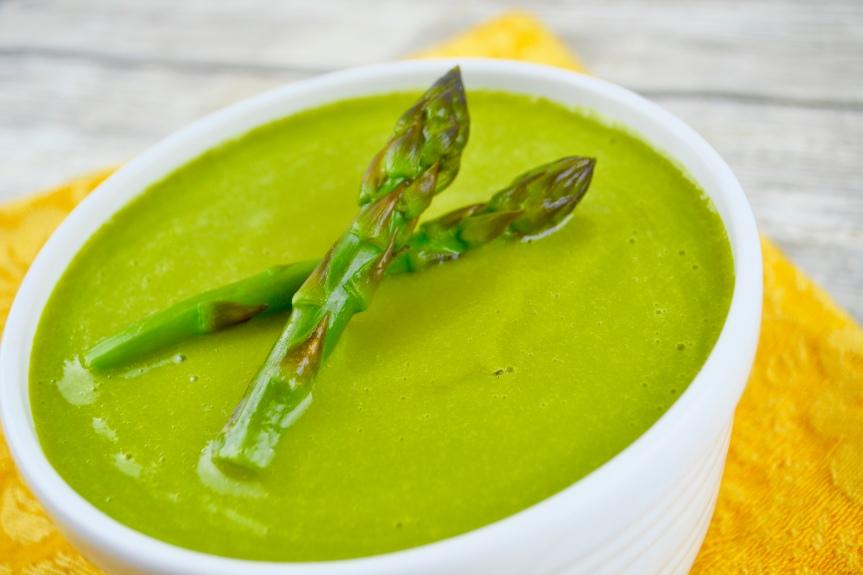 """Alt=""""Asparagus Soup"""""""