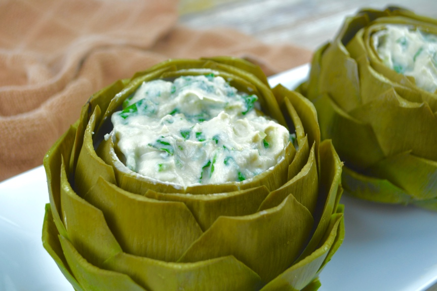 Vegan Spinach ArtichokeDip